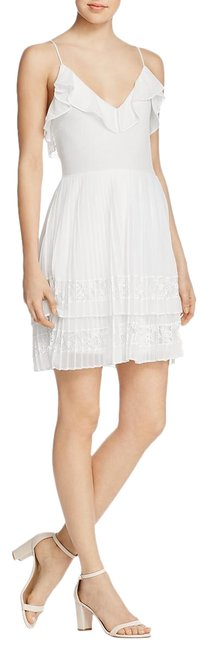 Preload https://img-static.tradesy.com/item/23999156/french-connection-white-women-s-adanna-pleat-lace-jersey-short-cocktail-dress-size-6-s-0-1-650-650.jpg
