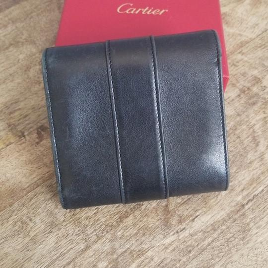 Cartier Cartier Women's Calves Fold Wallet