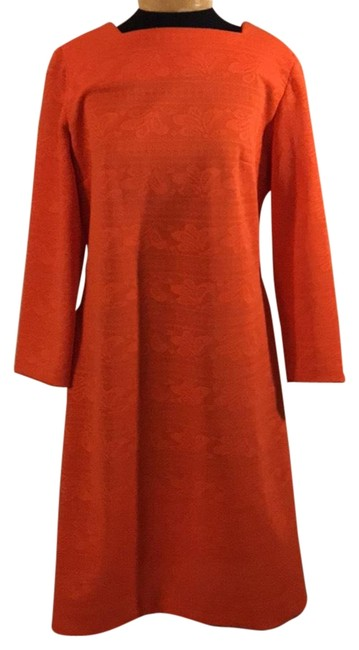 Preload https://img-static.tradesy.com/item/23999277/orange-13547-mid-length-night-out-dress-size-8-m-0-1-650-650.jpg