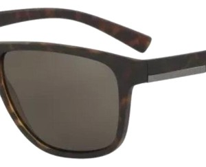 A|X Armani Exchange New Armani Exchange Men's Sunglasses AX4052 802973 Matte Tortoise/Brown Lens