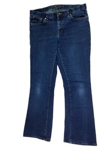 Lauren Jeans Company J042118-75 Co Size 10 Boot Cut Jeans