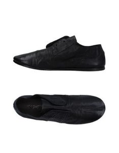 Marsèll Laceless Leather Black Flats