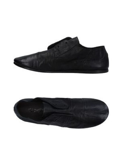 Preload https://img-static.tradesy.com/item/23999520/marsell-black-new-in-box-distressed-leather-laceless-flats-size-eu-39-approx-us-9-regular-m-b-0-2-540-540.jpg