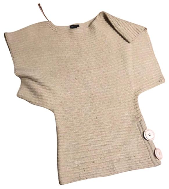 Item - Oversized Tan Sweater