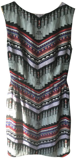Preload https://img-static.tradesy.com/item/23999573/mara-hoffman-multicolor-aztec-short-cocktail-dress-size-10-m-0-1-650-650.jpg