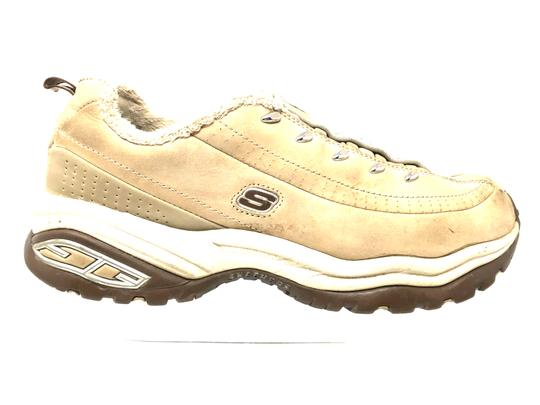 Skechers S032818-24 Shape Ups Size 10 brown Athletic