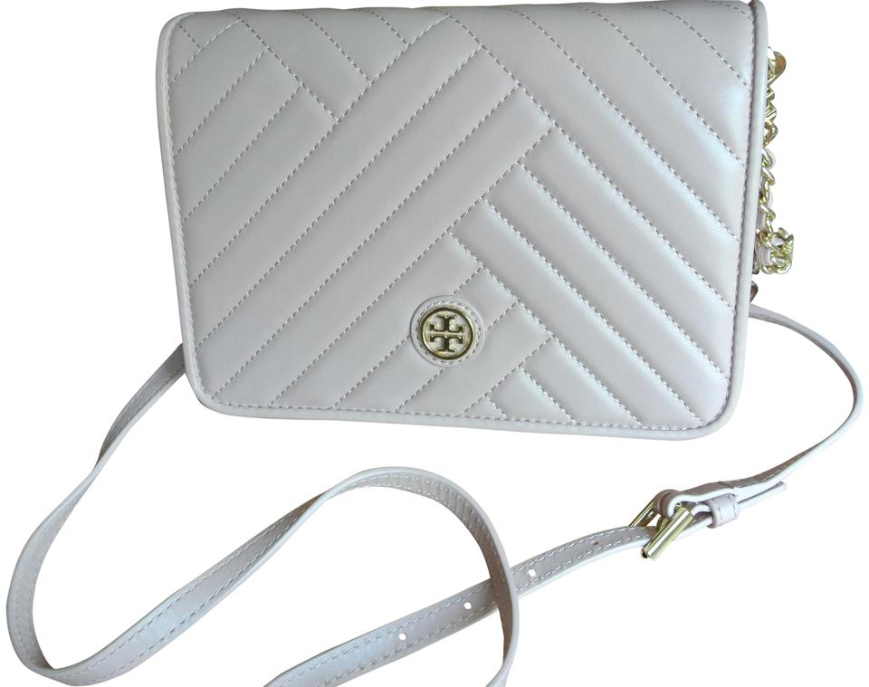 d5849e9ba970 Tory Burch Alexa Combo Pink Leather Cross Body Bag - Tradesy