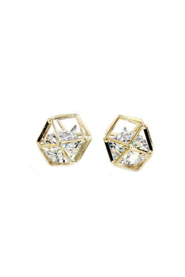 Preload https://img-static.tradesy.com/item/23999664/gold-small-globular-crystal-earrings-0-0-540-540.jpg
