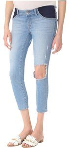 DL1961 Florence maternity cropped jeans