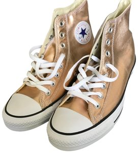 6408df8350f8 Converse Chuck Taylor All Star Metallic High Top Sneakers Size US 10 ...