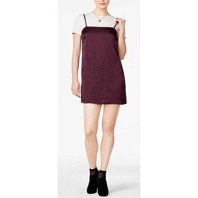 Kensie short dress Purple on Tradesy