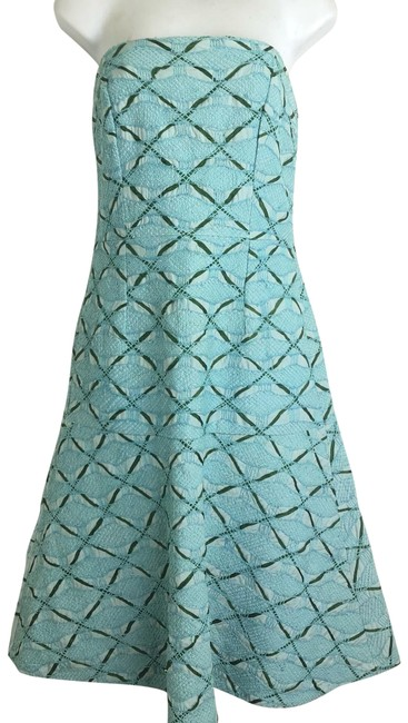 Preload https://img-static.tradesy.com/item/24000082/tracy-reese-blue-new-york-embroidered-strapless-short-cocktail-dress-size-8-m-0-1-650-650.jpg