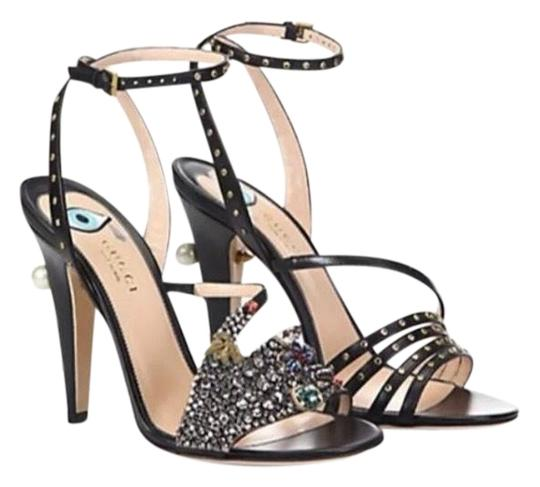 Preload https://img-static.tradesy.com/item/24000178/gucci-black-wang-crystal-encrusted-leather-sandals-size-eu-42-approx-us-12-regular-m-b-0-8-540-540.jpg
