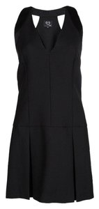 Alexander McQueen short dress Black Wool on Tradesy