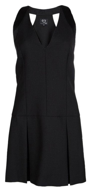 Preload https://img-static.tradesy.com/item/24000184/alexander-mcqueen-black-wool-tux-line-short-casual-dress-size-2-xs-0-2-650-650.jpg