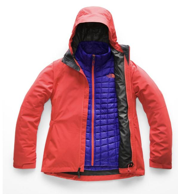 The North Face For Her Size M JUICY RED Jacket