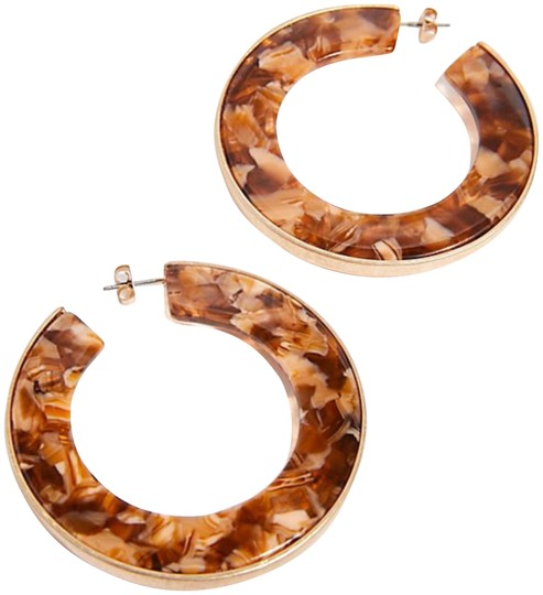 Preload https://img-static.tradesy.com/item/24000295/free-people-hidden-resin-hoop-earrings-0-1-540-540.jpg