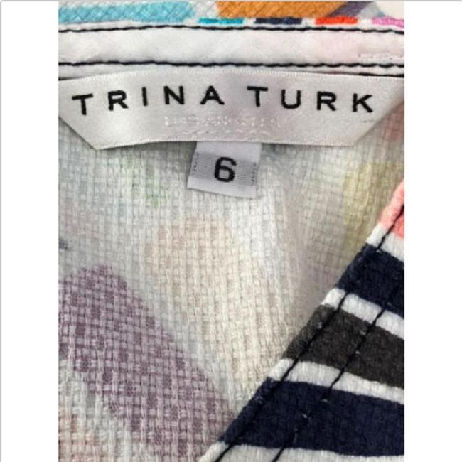 Trina Turk short dress Multi Color on Tradesy
