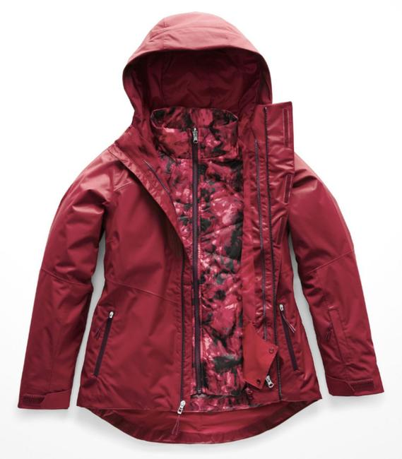 The North Face For Her Size M RUMBA RED Jacket