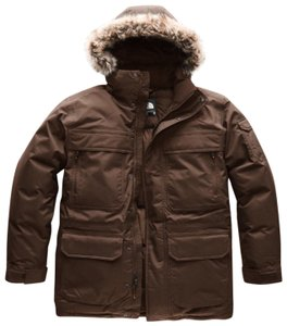 The North Face For He Size BROWNIE BROWN Jacket