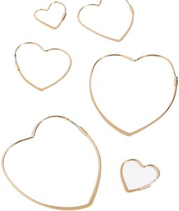 Free People free people shapes hoop earring