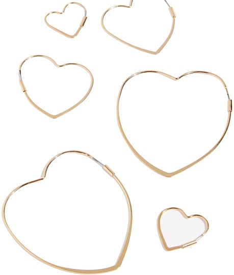 Preload https://img-static.tradesy.com/item/24000356/free-people-gold-shapes-hoop-earrings-0-1-540-540.jpg