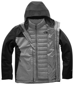 The North Face For He Size M Grey/Black GREY/BLACK Jacket