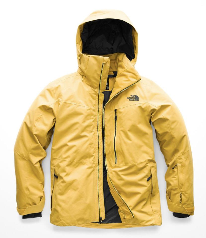 19e1ccf613 The North Face Yellow Mens Maching Leopard Jacket Size 8 (M) - Tradesy