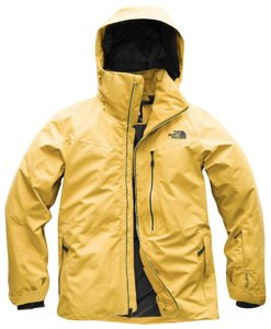 The North Face For He Size YELLOW Jacket