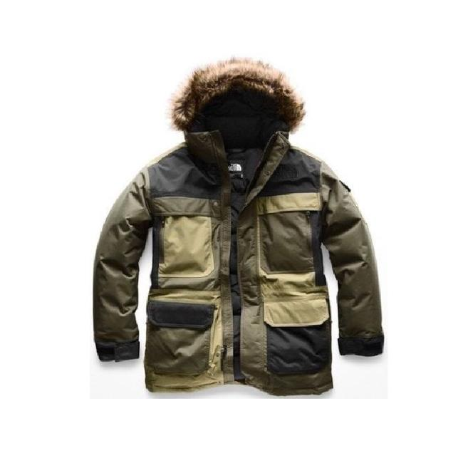 Preload https://img-static.tradesy.com/item/24000380/the-north-face-taupe-combo-mens-mcmurdo-parka-iii-a33rf-down-insulated-size-8-m-0-0-650-650.jpg
