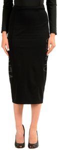 Versace Jeans Skirt Black