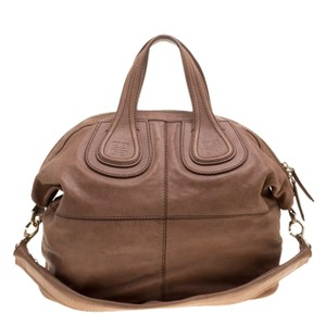 Givenchy Leather Tote in Brown