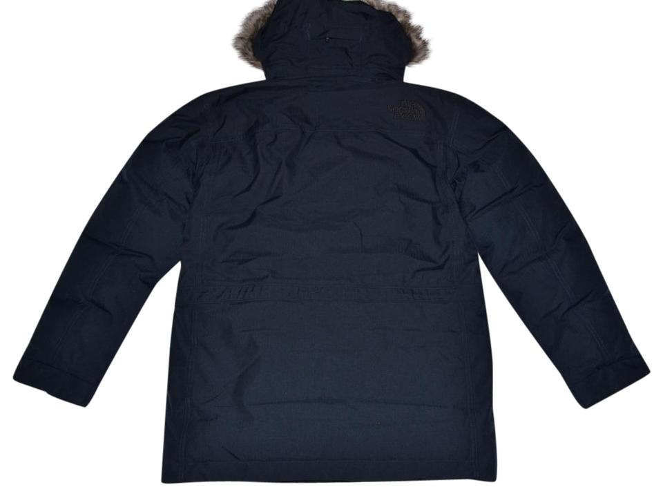 42df6b8aa8157 The North Face Urban Navy Mens Mcmurdo Parka Ii 3xl Jacket Size 26 ...