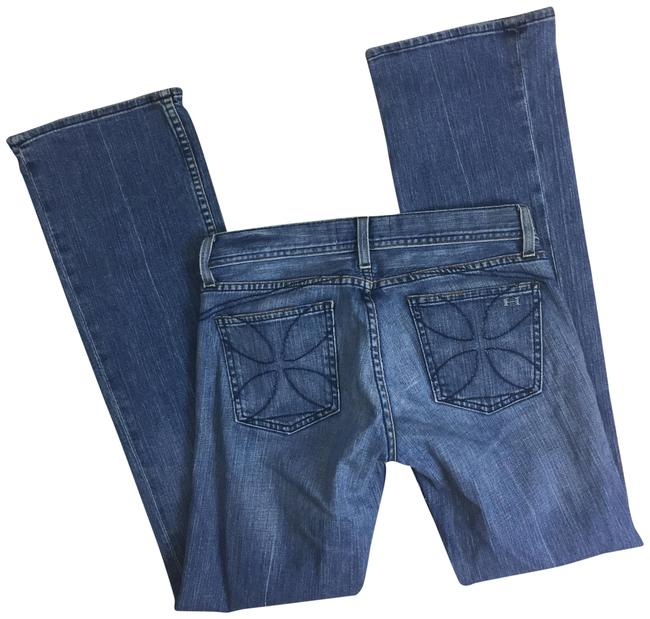 Item - Blue Light Wash Stoner Straight Leg Jeans Size 28 (4, S)
