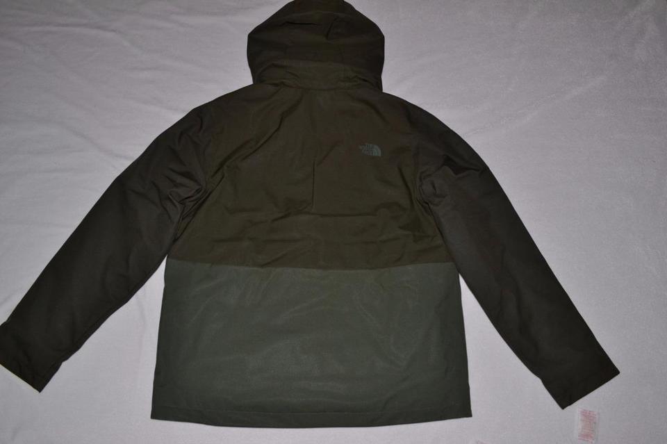78a6635ff The North Face Rosin Green Mens Apex Elevation Jacket Size 8 (M)