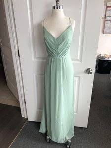 Hayley Paige Sage 5358 Sexy Bridesmaid/Mob Dress Size 4 (S)