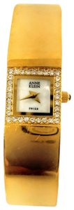 Anne Klein Anne Klein Swiss watch gold bangle