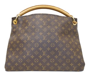 Louis Vuitton Canvas Monogram Artsy Shoulder Bag