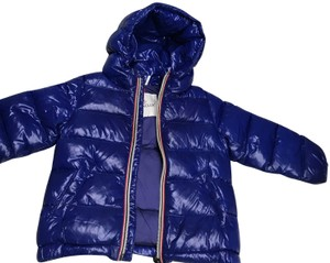 Moncler Silky Polyamide 90% Goose Down 10% Feather Water Resistant Coat