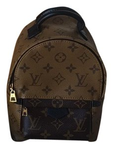 Louis Vuitton Mini Palm Springs Cross Body Bag
