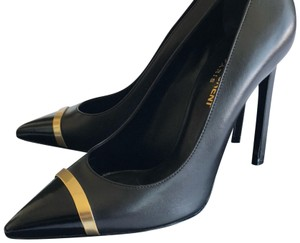 Saint Laurent Yves Heels Ysl Heels Ysl black Pumps