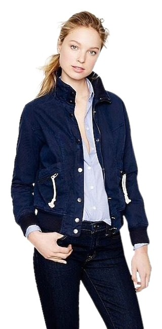 Preload https://img-static.tradesy.com/item/24003100/jcrew-blue-sold-out-waxed-utility-jacket-size-4-s-0-1-650-650.jpg