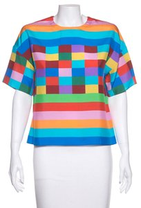 Valentino Top Rainbow