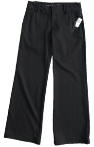 Buffalo David Bitton Wide Leg Pants Black