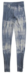 Pencey Tie Dye Blue Leggings
