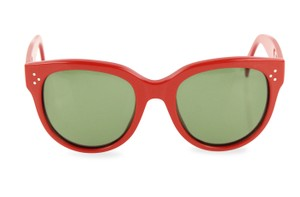 362b52f2df7 Red Céline Sunglasses - Up to 70% off at Tradesy