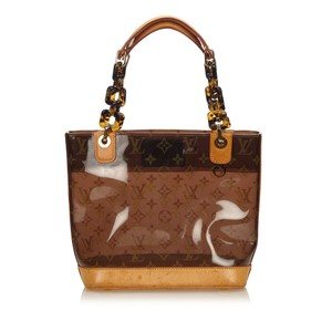 Louis Vuitton 8hlvto064 Tote in Brown