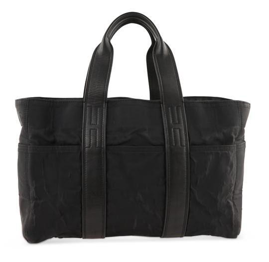 Preload https://img-static.tradesy.com/item/24005010/hermes-acapulco-pm-black-canvas-tote-0-3-540-540.jpg