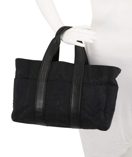 Hermès Tote in Black Image 11