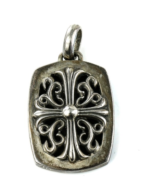 Item - Sterling Silver Keeper Pendant Charm